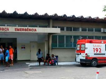 Vítimas foram socorridas para o Hospital Clériston Andrade - Foto: Ed Santos | Acorda Cidade