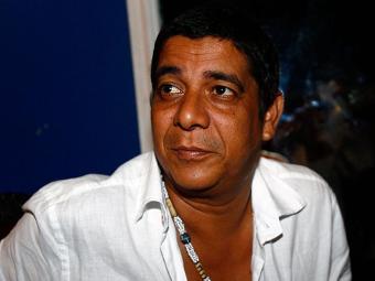 Elias era o filho mais velho de Zeca Pagodinho (foto) - Foto: Margarida Neide | Ag. A TARDE | 31.12.2007