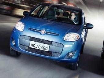 Fiat lidera com Palio - Foto: | Ag. A TARDE