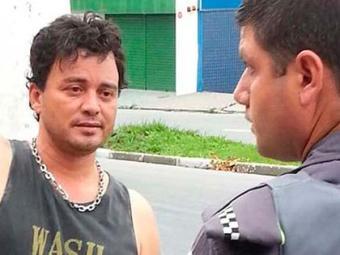 Renner, no dia em que foi preso por dirigir alcoolizado e bater em carros - Foto: Flávio Augusto   Sigmapress   Estadão Conteúdo