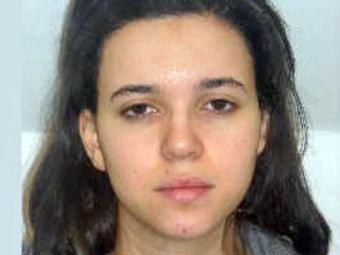 Hayat Boumeddiene é procurada em toda a França - Foto: Reprodução   Agência Reuters