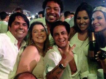 Thammy passou Ano Novo em Alagoas - Foto: Reprodução   Instagram