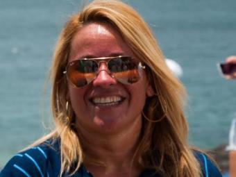 Verônica será a primeira atleta paralímpica a realizar a travessia em nado borboleta - Foto: Divulgação