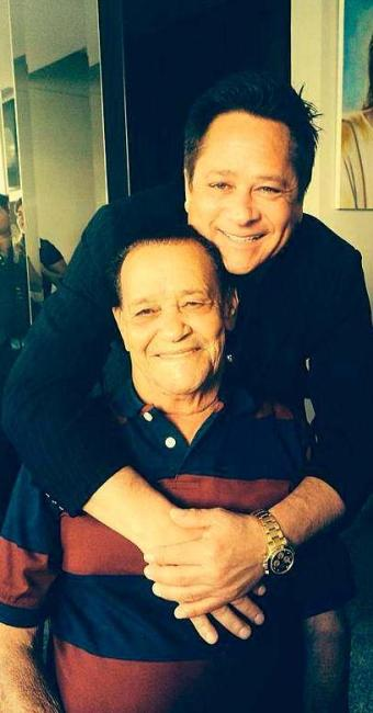 Avelino, pai de Leonardo, morreu por conta enfisema pulmonar - Foto: Facebook   Reprodução