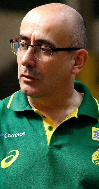 Jordi Ribera é técnico da seleção masculina de handebol - Foto: Bruno Miani | Photo&Grafia