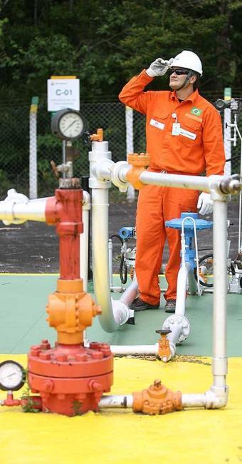 Engenharia de Petróleo e Gás ainda está entre as profissões promissoras - Foto: Adilton Venegeroles   Arquivo A TARDE