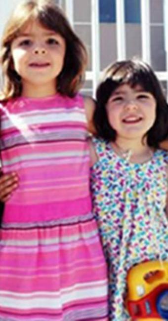 As meninas tinham 3 r 5 anos e passaram o domingo com o pai - Foto: Reprodução   Facebook