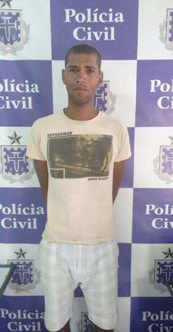 Gilmar foi denunciado pela própria mãe após ameaçá-la pedindo dinheiro para comprar drogas - Foto: Divulgação | Polícia Civil