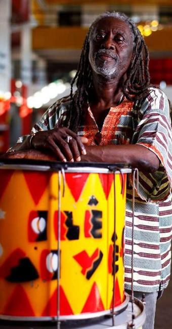 O Ilê Aiyê foi o primeiro bloco afro a brilhar no Carnaval - Foto: Fernando Vivas | Ag. A TARDE
