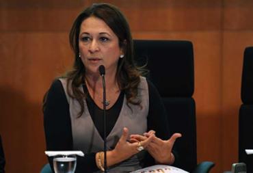 Kátia foi alvo de um pedido de expulsão do partido por ter se recusado a deixar o governo Dilma - Foto: Marcello Casal Jr   Agência Brasil