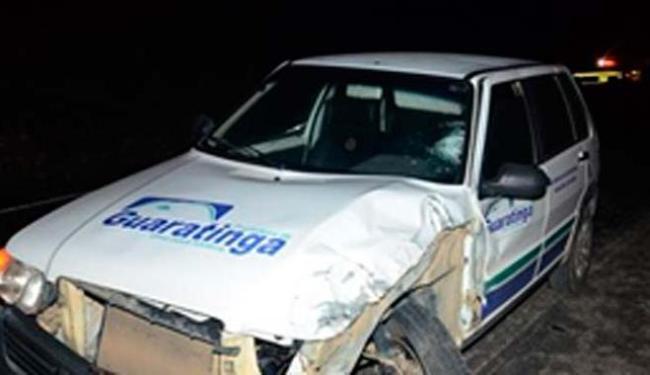 Motorista da secretaria assumiu que dormiu ao volante - Foto: Reprodução: Site Clic101