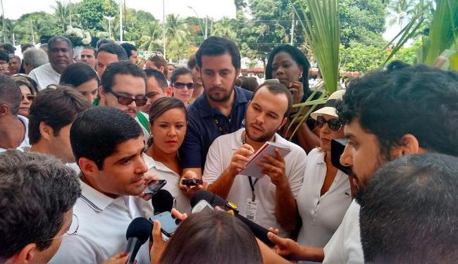 Prefeito ACM Neto negou início de campanha para 2018 - Foto: Tairine Ceuta | Cidadão Repórter