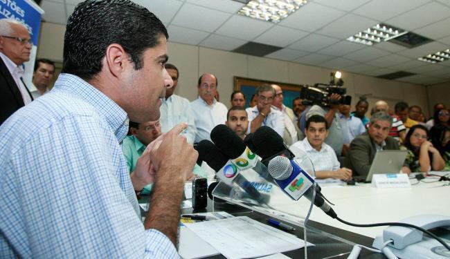 Neto informou que orçamento será fechado até próximo final de semana - Foto: Joá Souza | Ag. A TARDE