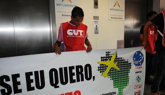Categoria reivindica reajuste salarial de 8,5% - Foto: Elza Fiúza | Agência Brasil