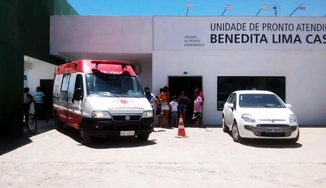 Imrãos foram socorridos e encaminhados para Unidade de Pronto Atendimento (UPA) do Prado - Foto: Reprodução | Prado Notícia