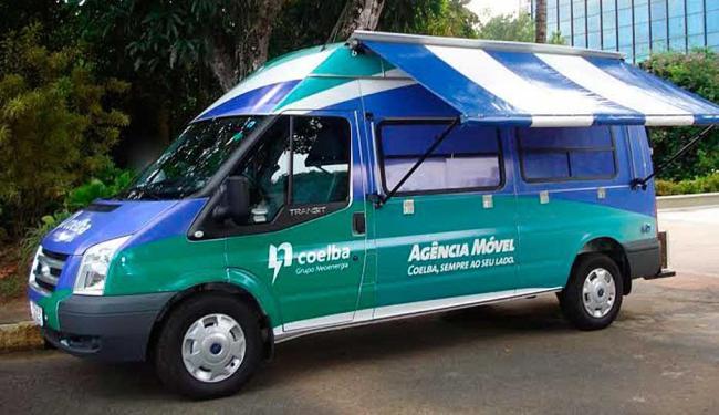 Van da Coelba atenderá os três bairros a partir de segunda-feira, 26, até sexta-feira, 30 - Foto: Divulgação | Ascom Coelba