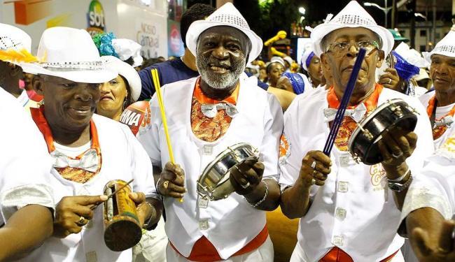 Bloco estará na abertura do Carnaval da Barra, no dia 11, às 20 horas - Foto: Eduardo Martins | Arquivo A TARDE