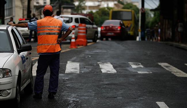 Tráfego será alterado no bairro da Liberdade nesta segunda, 5, e terça-feira, 6 - Foto: Raul Spinassé | Ag. A TARDE