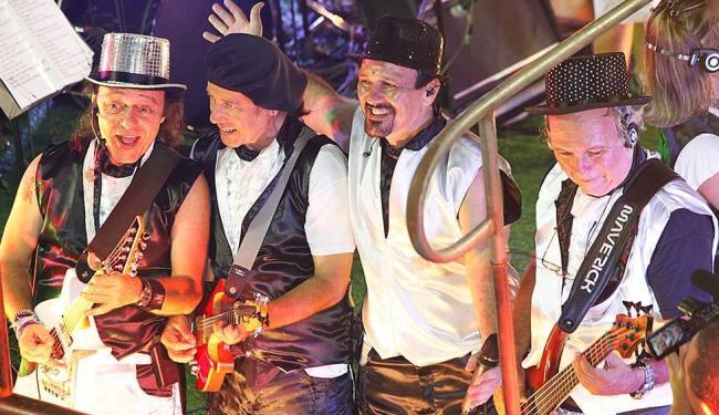 A banda é formada por Armandinho, Aroldo, André e Betinho Macêdo - Foto: Claudionor Junior | Ag. A TARDE