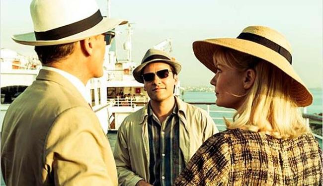 Viggo Mortensen, Kirsten Dunst e Oscar Isaac em cena do filme - Foto: Divulgação