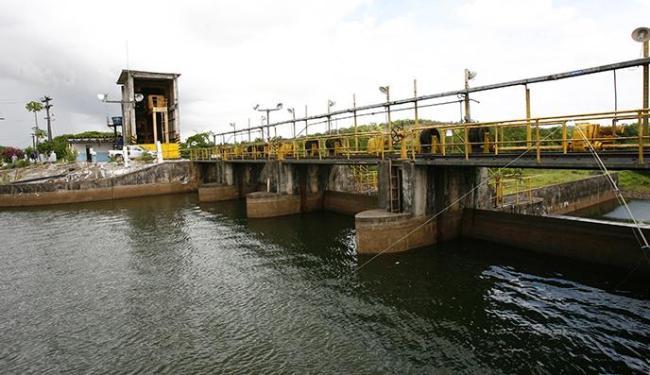 Barragem Joanes II abastece parte da capital e RMS - Foto: Marco Aurélio Martins | Ag. A TARDE