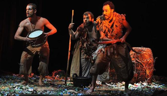 A peça Bartolomeus foi indicada a Prêmio Braskem de Teatro - Foto: Manuel Meira   Divulgação