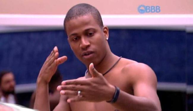 Luan voltou a contar detalhes do episódio na madrugada desta terça - Foto: Big Brother Brasil | Reprodução