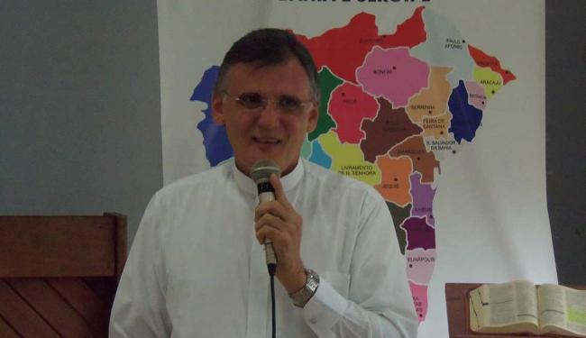 Antônio Tourinho Neto foi nomeado em 2013 pelo papa Francisco - Foto: Djalma Junior