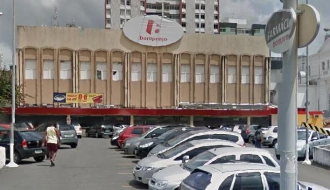 Supermercado ficou fechado por apenas um dia - Foto: Reprodução   Google Maps