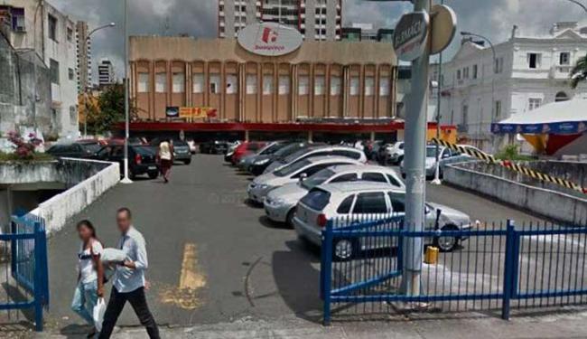 Supermercado já havia sido autuado quatro vezes - Foto: Reprodução | Google Street View