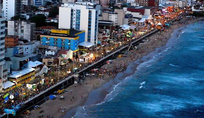 Comcar divulgou ordem dos blocos no Carnaval 2015 - Foto: Walter de Carvalho   Ag. A TARDE Data: 04/03/2011