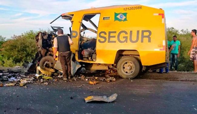 Criminosos conseguiram roubar cerca de R$ 650 mil - Foto: Reprodução/ Site Calila Notícias