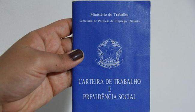 Emissão do documento também não será realizada em todas as unidades do SineBahia e do Ponto Cidadão - Foto: Joá Souza | Ag. A TARDE