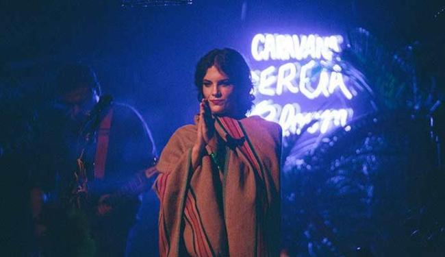 A cantora gravou o trabalho no Centro Cultural Rio Verde, na cidade de São Paulo - Foto: Haroldo Saboia | Divulgação