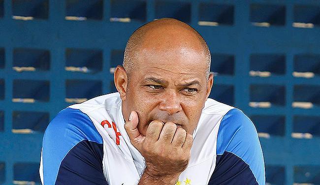 Agora auxiliar técnico, Charles disse que não quer mais falar sobre o assunto - Foto: Eduardo Martins | Ag. A TARDE