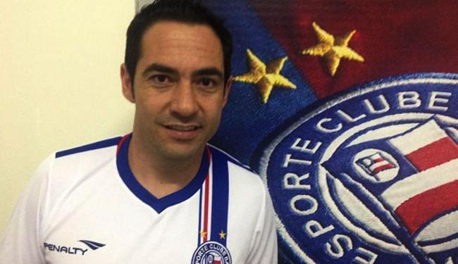 Chicão foi campeão da Libertadores e do Mundo com o Corinthians - Foto: Divulgação | E. C. Bahia