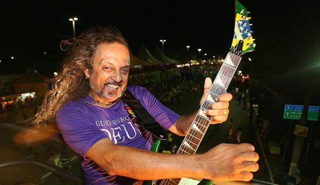 Cid Guerreiro entrou para o Guiness com sucesso 'Ilariê' na voz de Xuxa - Foto: Fernando Amorim | Ag. A TARDE