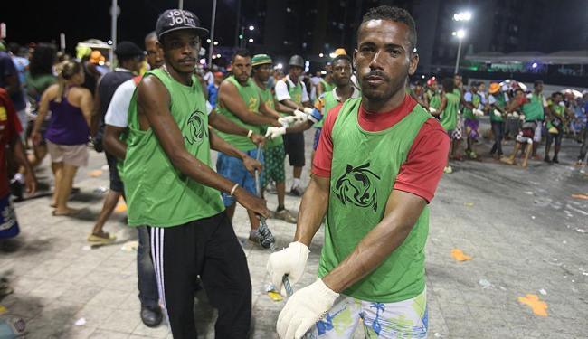 Blocos vão gerar milhares de empregos para cordeiros garantem a segurança - Foto: Lúcio Távora   Ag. A TARDE