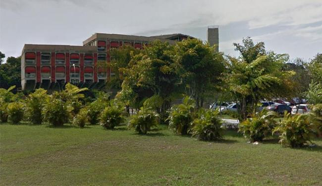 Funcionário morreu quando fazia manutenção elétrica no prédio da Secretaria - Foto: Reprodução | Google Maps