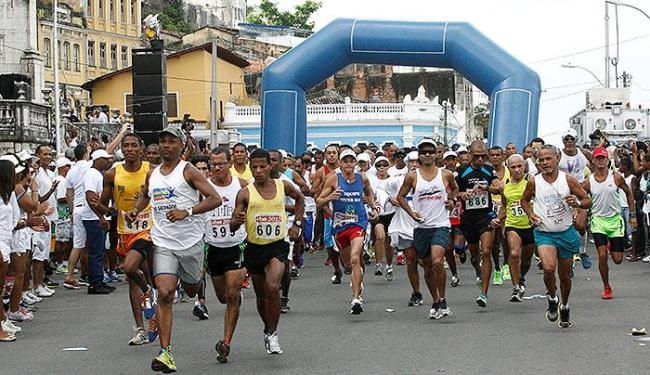 Prova reuniu cerca de 900 atletas na Cidade Baixa - Foto: Luciano da Matta | Ag. A TARDE