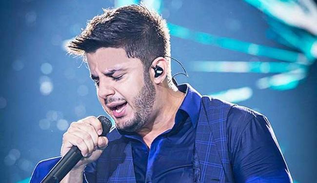 Sucesso nacional, cantor lança DVD e é atração no Festival de Verão - Foto: Rubens Cerqueira   Divulgação