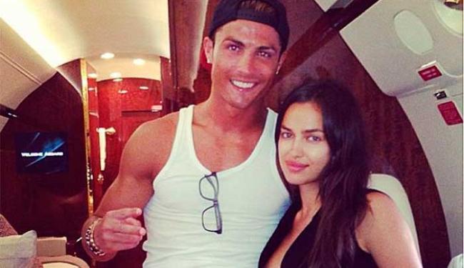 Cristiano Ronaldo e Irina Shayk estavam juntos há quatro anos - Foto: Instagram | Reprodução