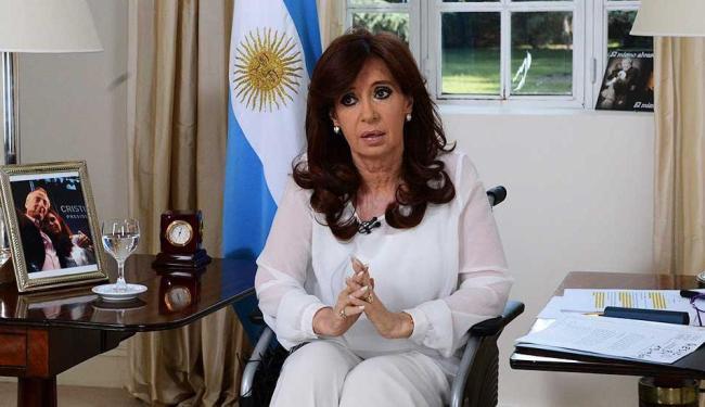 Kirchner revelou que enviará ao Congresso um projeto de