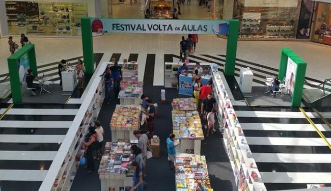 Livros estão a venda a partir de R$ 4 - Foto: Divulgação