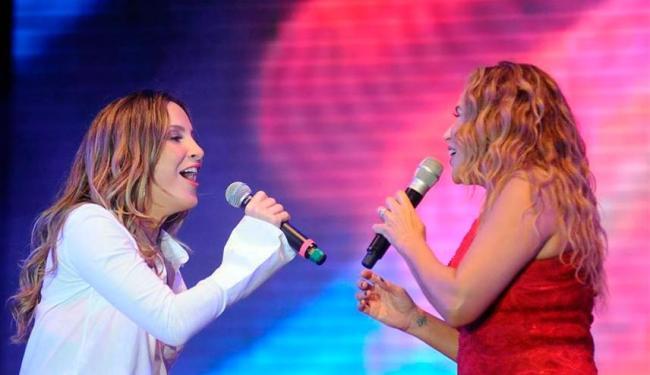 Daniela dividiu o palco com Claudinha e outras musas do axé - Foto: Divulgação | Prefeitura