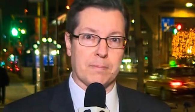 Márcio Gomes foi deportado para Tóquio, onde atua como correspondente - Foto: Divulgação TV Globo
