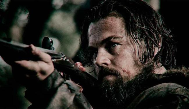 Di Caprio dá vida ao caçador Hugh Glass - Foto: Divulgação