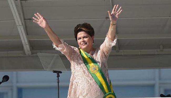 Presidente Dilma Rousseff aparece em quinto lugar - Foto: Marcelo Camargo l Agência Brasil