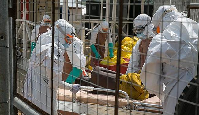 Ebola já registra mais de 7 mil mortes em todo o mundo - Foto: Baz Ratner l Reuters