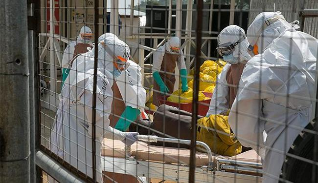 Até o momento foram registrados mais de 20.200 casos, com 7.900 mortos - Foto: Baz Ratner l Reuters
